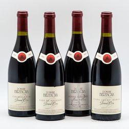 Bertagna, 4 bottles