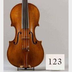Italian Violin, Joseph and Antonio Gagliano, Naples c. 1794