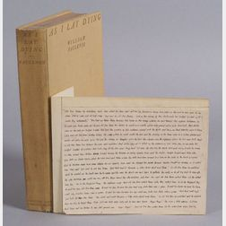 (Archibald MacLeish's Copy), Parker, Dorothy (1893-1967)