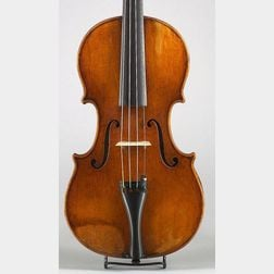 English Violin, George Craske,  Birmingham, c. 1830