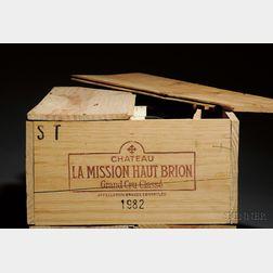 *Chateau La Mission Haut Brion 1982