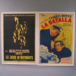 Two Argentinian Movie Posters