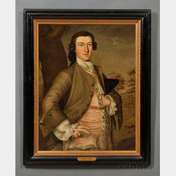 John Greenwood (Massachusetts, 1727-1792      Portrait of Thomas Child (1730-1787).