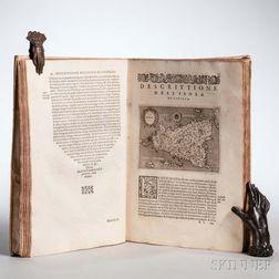 Porcacchi Castilione, Tomaso (1530-1585) L'Isole piu Famose del Mondo.