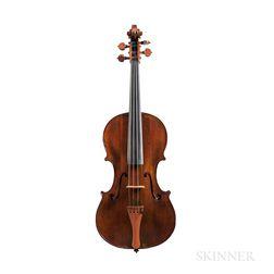 Italian Violin, Giuseppe Beltrami, Cremona, 1878