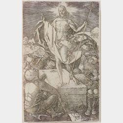 Albrecht Dürer (German, 1471-1528)  Lot of Ten Prints Including: