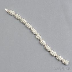 Diamond Bracelet, Judith Ripka