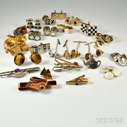Group of Assorted Men's Accessories