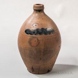 Two-gallon Stoneware Jug