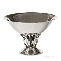 Georg Jensen Sterling Silver Center Bowl