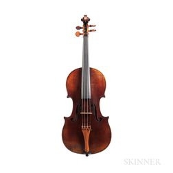French Violin, Vuillaume Workshop, c. 1830