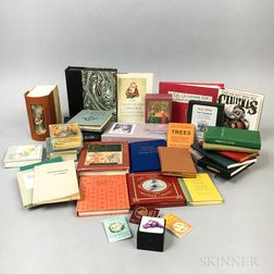 Approximately Thirty-seven Miniature Books
