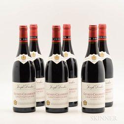 Joseph Drouhin Gevrey Chambertin Lavaux Saint-Jacques 2012, 6 bottles (oc)