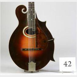 Good American Mandola, The Gibson Mandolin-Guitar Company, Kalamazoo, 1923