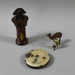 Three Continental Decorative Items