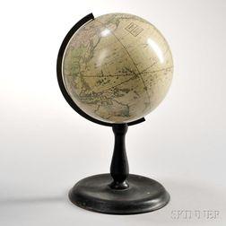 Gilman Joslin 10-inch Terrestrial Globe