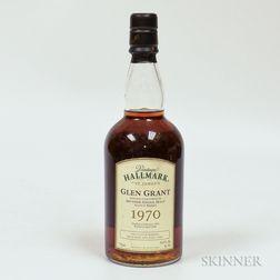 Glen Grant 30 Years Old 1970, 1 750ml bottle