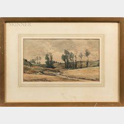 Eliza Draper Gardiner (American, 1871-1955)      Landscape