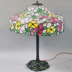 Mosaic Glass Table Lamp