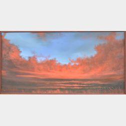 David K. Anderson (American, b. 1963)      Sunset Series