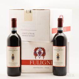 Fuligni Ginestreto Rosso di Montalcino 2014, 12 bottles (2 x oc)