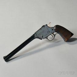 Harrington & Richardson Model U.S.R.A. Single-shot Target Pistol