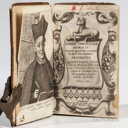 Escobar y Mendoza, Antonio de (1589-1669) Liber Theologiae Moralis, Viginti Quatuor.