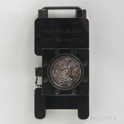 "Hamilton Watch Co. Military ""735A"" Wristwatch Model"
