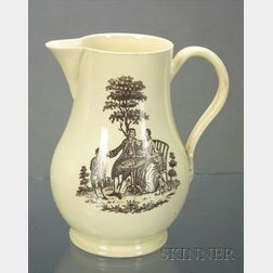 Queen's Ware Tea Party Cream Jug