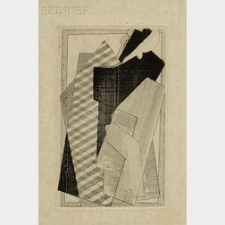 Jacques Villon (French, 1875-1963)      Le cheval