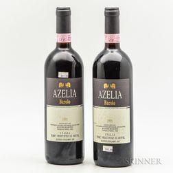Azelia Barolo 1995, 2 bottles