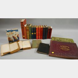 Mixed Lot, Twenty-One Volumes: