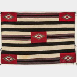 Navajo Chief's-style Rug