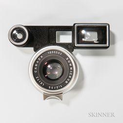 Leitz Canada 35mm f/2 Summicron Lens