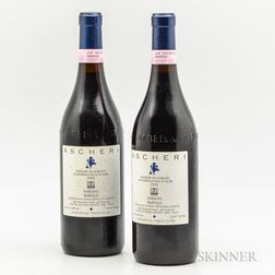 Cantina Giacomo Acheri Barolo Sorano 1995, 2 bottles