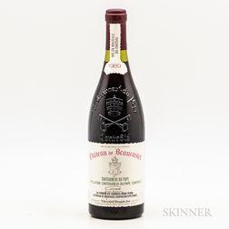 Chateau de Beaucastel Chateauneuf du Pape 1989, 1 bottle
