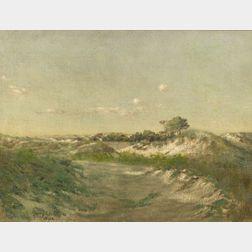 Harry Allchin (American, 19th/20th Century)  Dunes