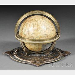Hammett's Planisphere and Celestial Globe