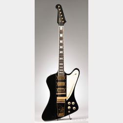 American Electric Guitar, Gibson Incorporated, Kalamazoo, 1964, Style Firebird VII