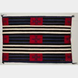 Navajo Chief's Pattern Rug