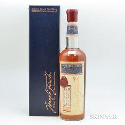 Joseph Finch Bourbon 15 Years Old 1981, 1 750ml bottle (oc)