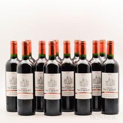 Chateau Haut Bergey 2007, 12 bottles (oc)