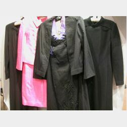 Four Assorted Lady's Dresses