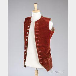 18th Century Man's Waistcoat