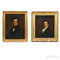 Two Portraits: John Parker and Peter Parker