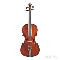 Modern Italian Violin, Romedio Muncher, Cremona, 1929