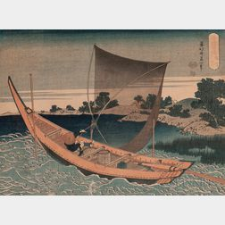 Three Woodblock Prints