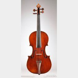 Italian Violin, Enrico Rocca, Genoa, 1898