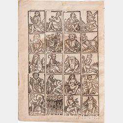 Honorius Augustodunensis (1080-1154) M. Elucidarius Von allerhandt Geschöpffen Gottes, den Engeln, den Himmeln, Gestirns, Planeten, und