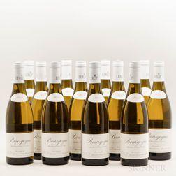 Leroy Bourgogne Blanc 2015, 12 bottles (oc)